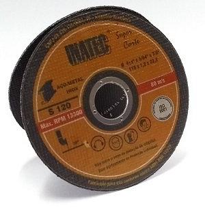 Disco de Corte 115x1,0mm