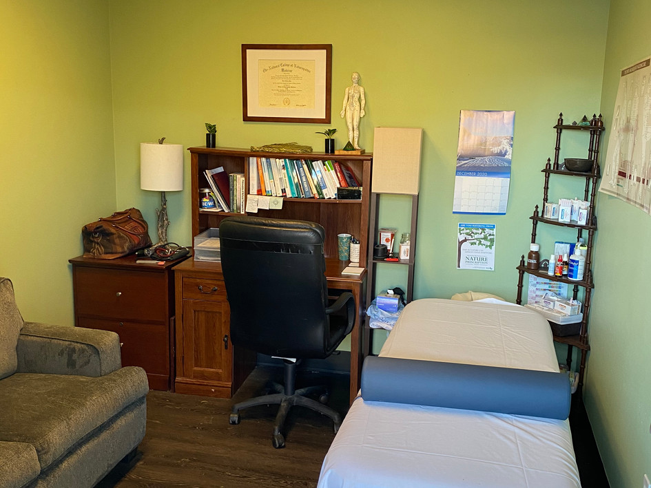 Dr. Kurt's Treatment Room