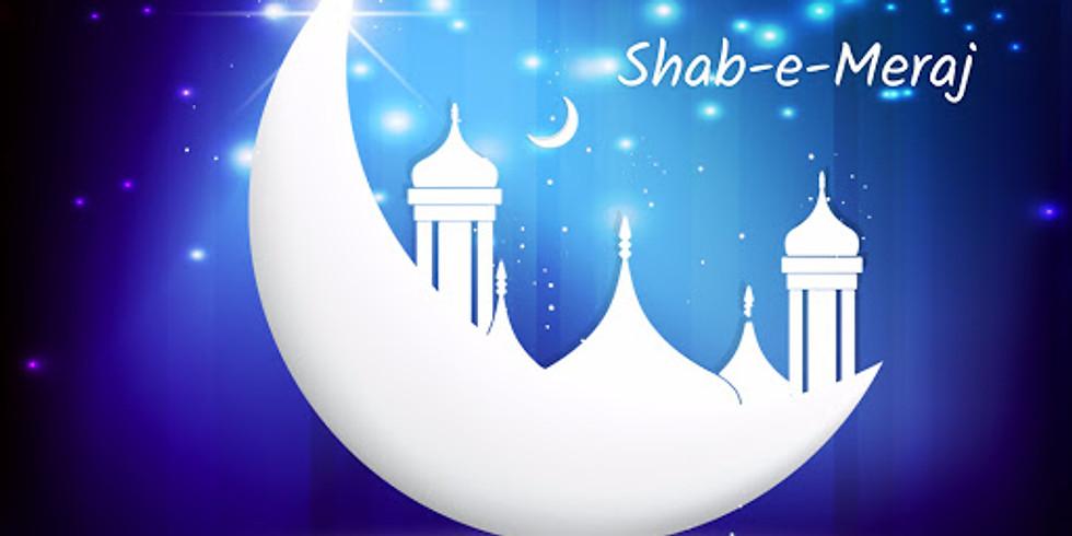 Shab-e-Meraj Aamaal