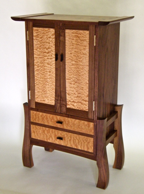 """Whimsy"" Side Cabinet"