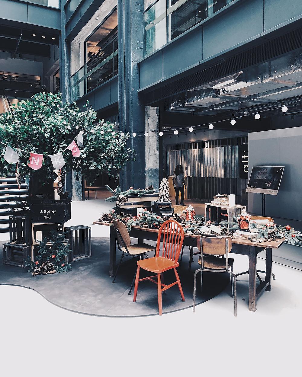 PINKOI 品品市集.香港站 @ THE MILLS南豐紗廠 Design and Production Visual Merchandising hk