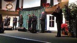 UGA Men @ Concert of Giving 2013