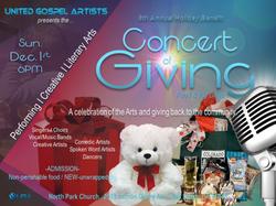 UGA Concert of Giving