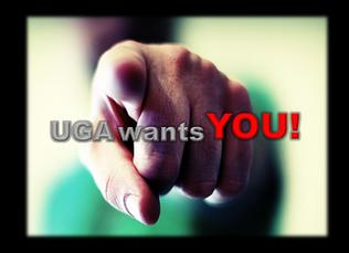 UGA WANTS YOU!!