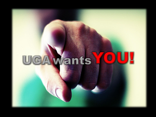 UGA WANTS YOU!!