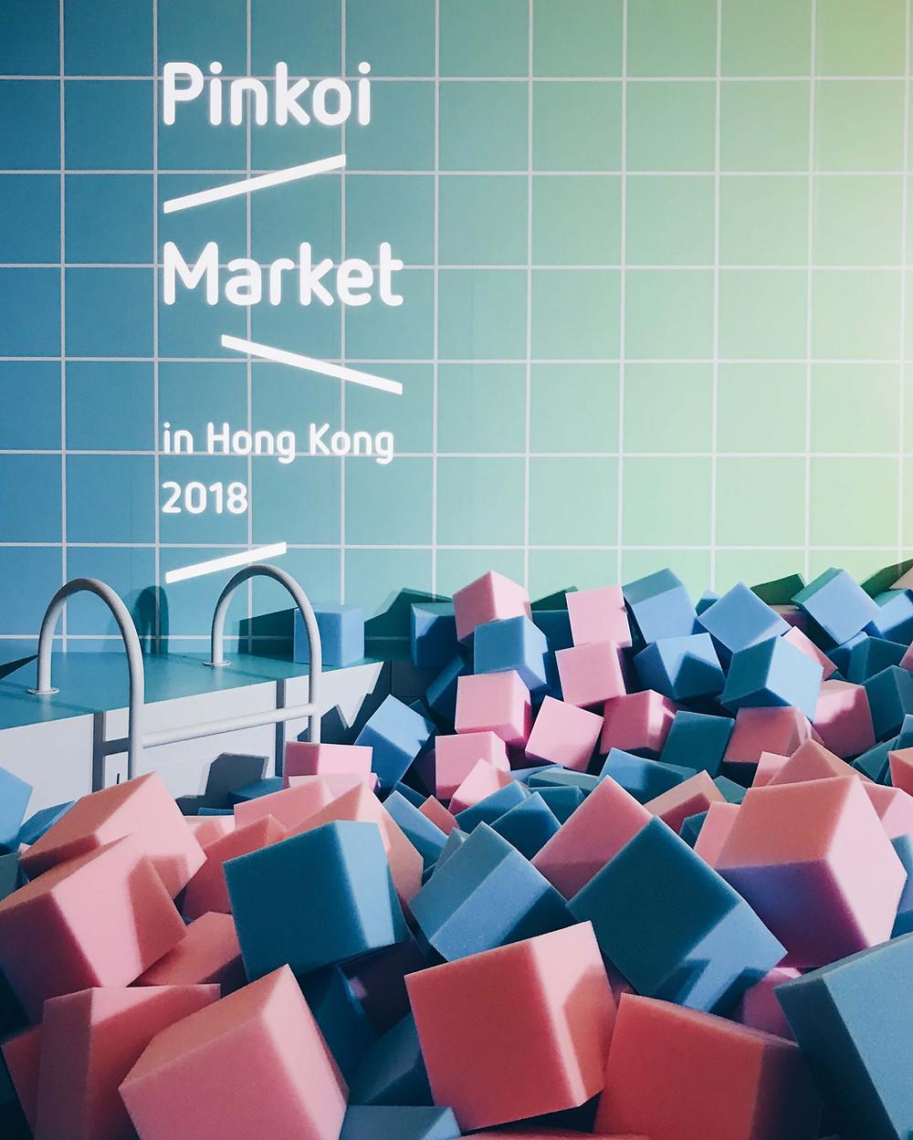 PINKOI MARKET IN HONG KONG 2018 @ THE ANNEX