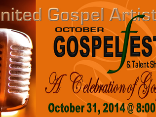 UGA October Gospel Fest and Talent Show