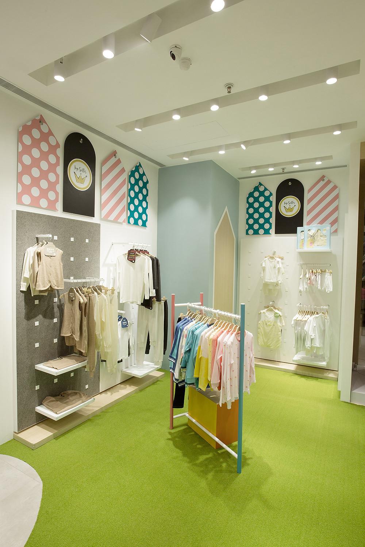 雞仔嘜 CHICKS STORE @ D.PARK 愉景新城 Interior Design Production Retail Design Store Design