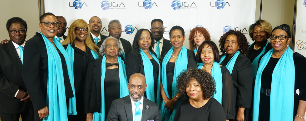 GMWA, San Diego Chapter performs at UGA Concert of Giving.