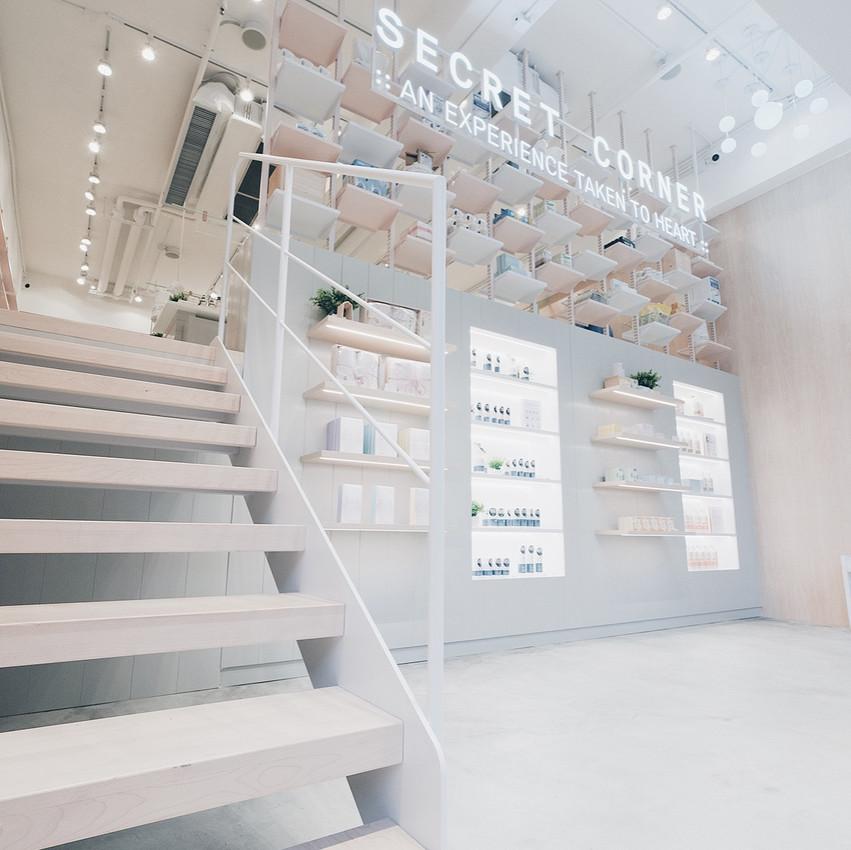 SCRECT CORNER | 室內設計 Interior design
