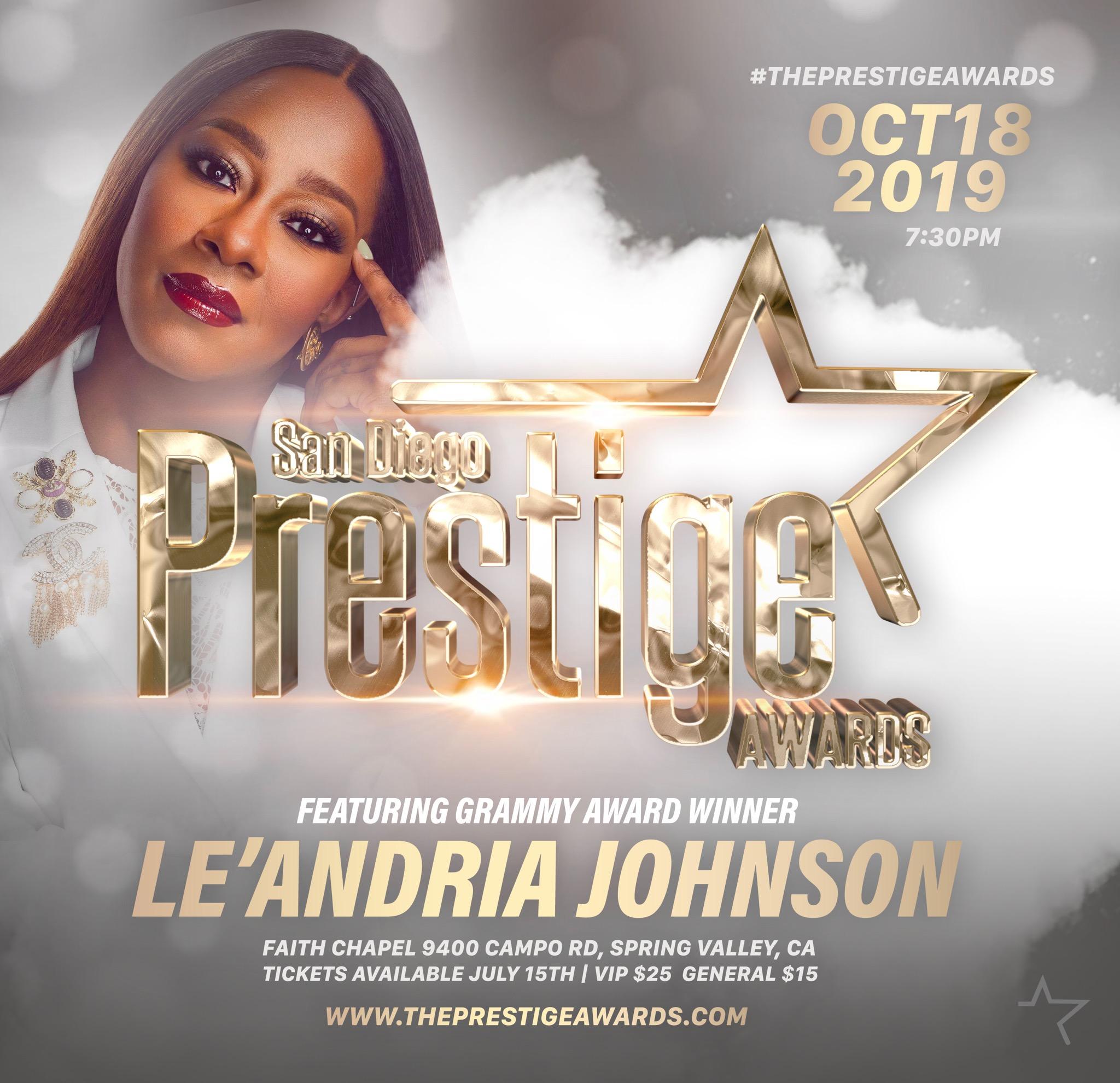 The Prestige Awards 2019