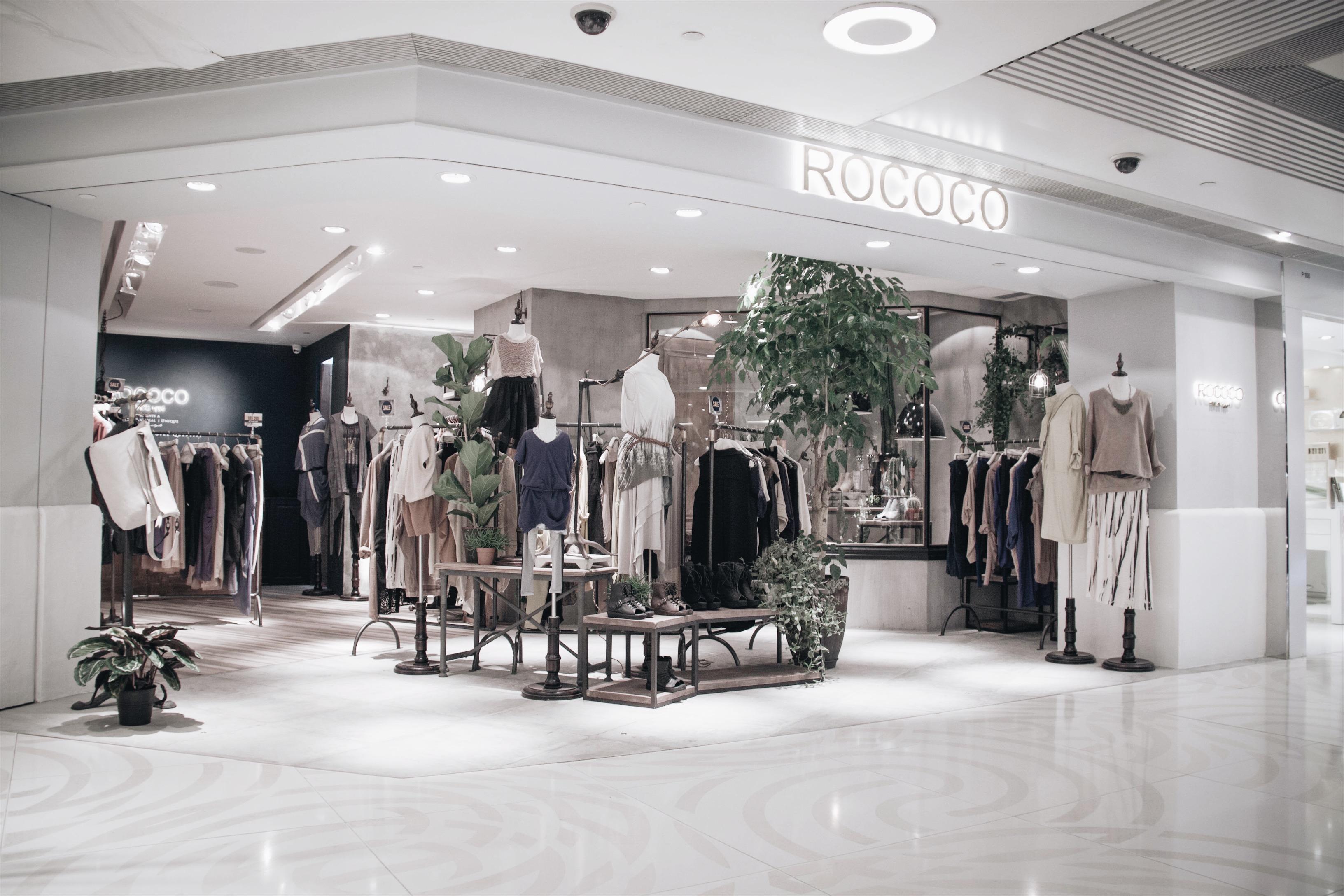 ROCOCO FASHION STORE - Interior Design &