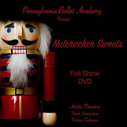 Nutcracker Sweets 2020 DVD