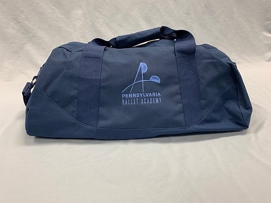PBA Blue Duffle Bag