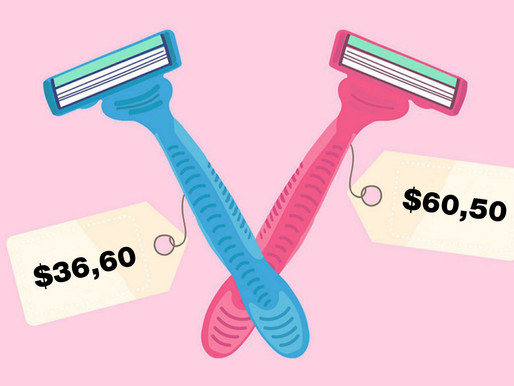 """""""Pink Tax"""": Mujeres pagan más por sus productos"""