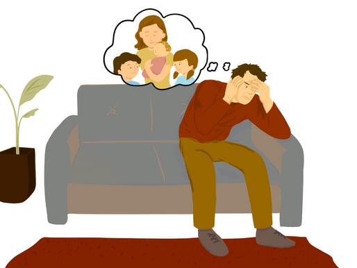 Un papá que necesita encontrar un ingreso extra para su familia