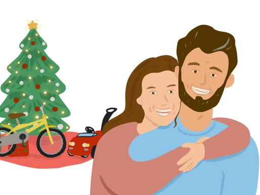 Regalos de navidad para mi familia, con poco presupuesto