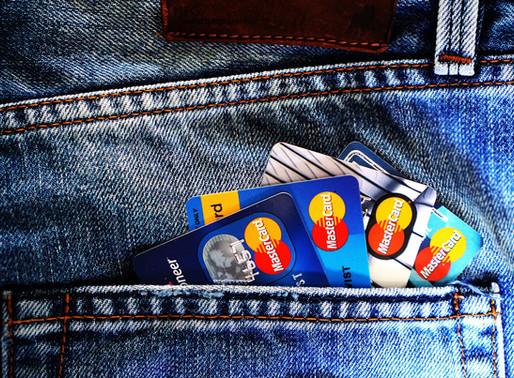 Cómo utilizar una tarjeta de crédito