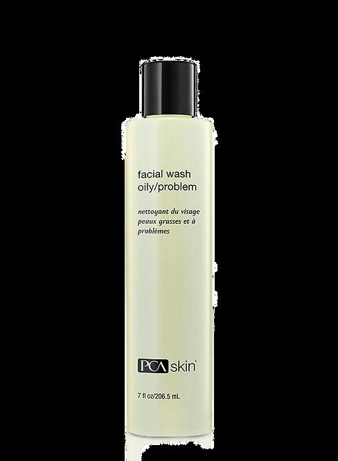 Facial Wash Oily/Problem (206.5g)