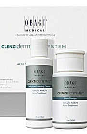 Obagi Clenziderm System for Acne Asthetik London