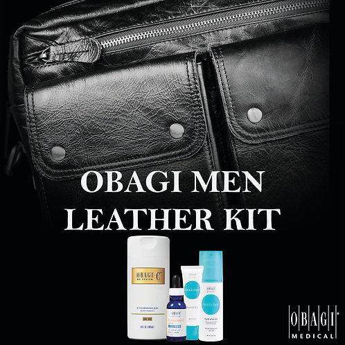 Obagi Men Leather Kit Available at Asthetik London