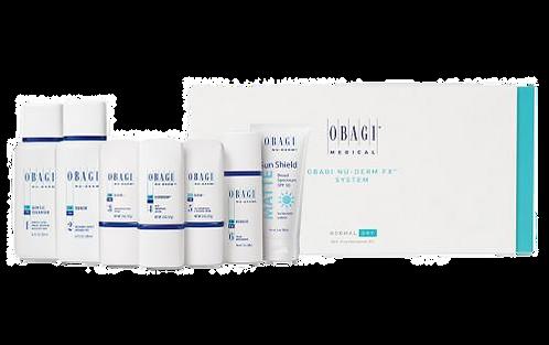 Obagi Nu‐Derm Fx Skin Transformation System Normal to Dry