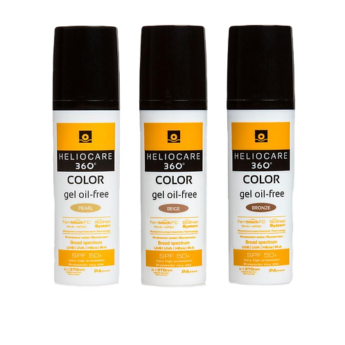 Heliocare 360° Color Oil Free Gel