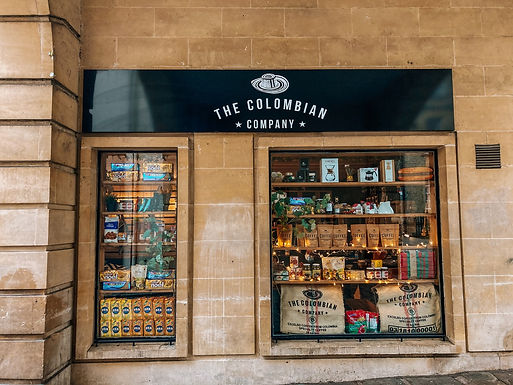 BEST Independent Cafes in Bath!