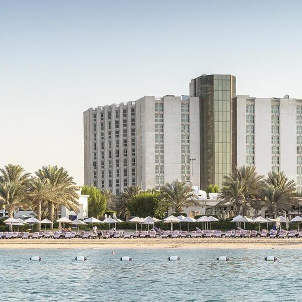 Hilton Corniche Abu Dhabi (now Radisson Sas)