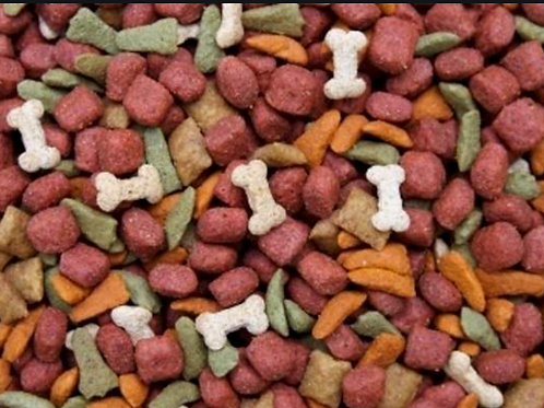 Small Bag of Dog Kibble - 5KG