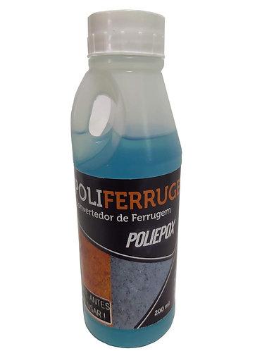 Removedor Ferrugem Poliferrugem = Ferrox 200 ml Fosfatizante