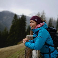 Wandern - Laura Dahlmeier
