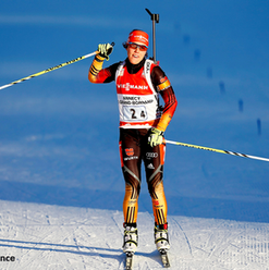 IBU Weltcup Biathlon