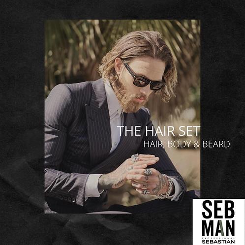 THE HAIR SET