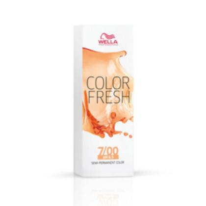 Wella Professionals Color Fresh 7/00 75ML