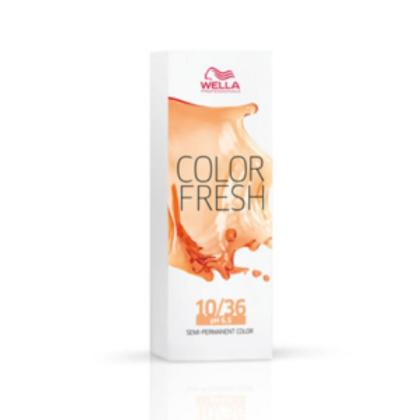Wella Professionals Color Fresh 10/36 75ML