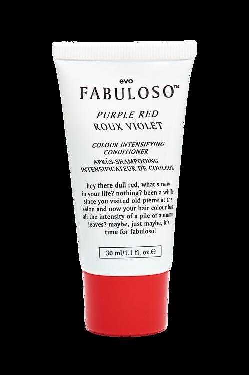 Evo Fabuloso Purple Red 30ml