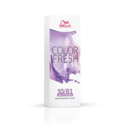 Wella Professionals Color Fresh 10/81 75ML