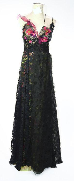 Luna Petalina Couture Gown
