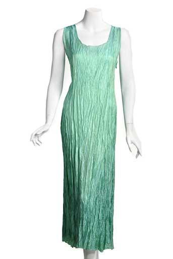 Crushed Dress
