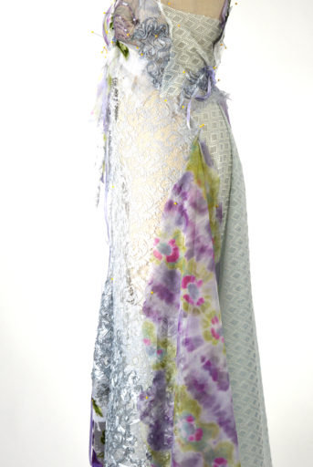 Delilac Couture Gown