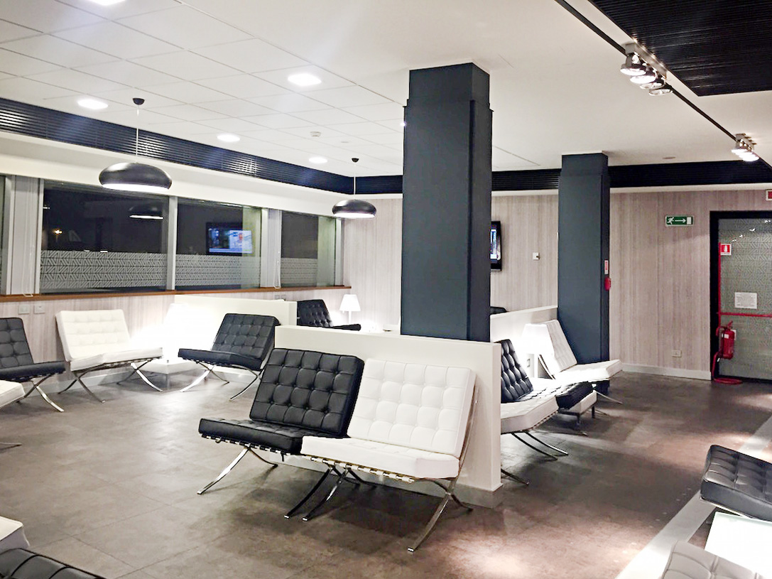Linate Lounges
