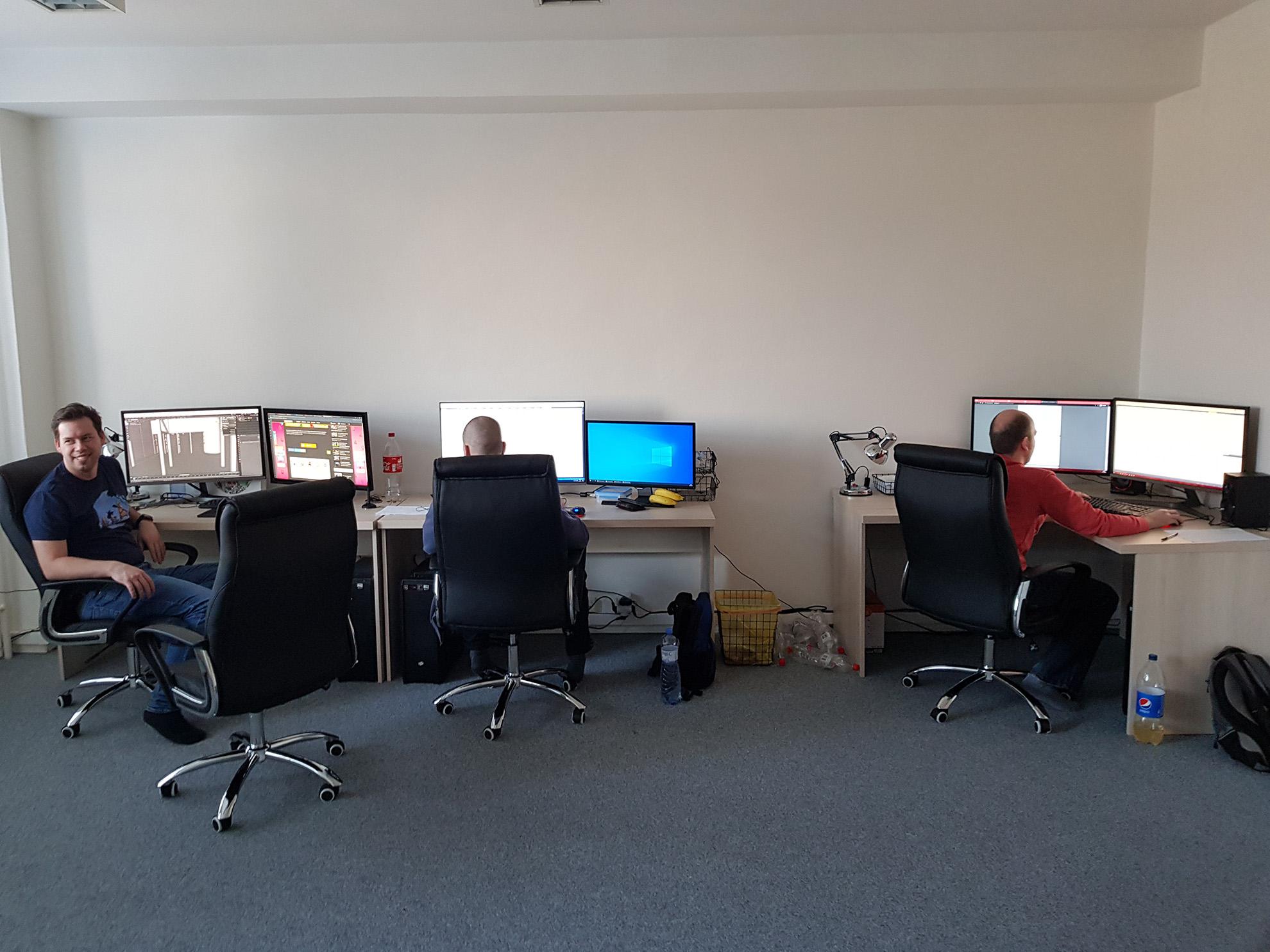 Vývoj hier Košice