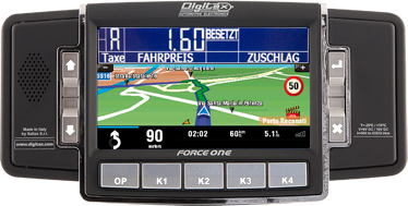 TAXIMETER ForceOne DIGITAX