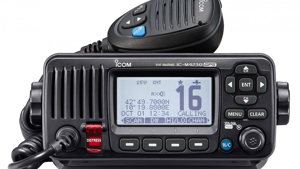 Marine VHF ICOM