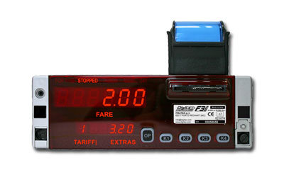 TAXIMETER F3+ DIGITAX