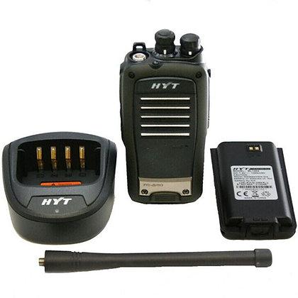 PORTABLE RADIO HYT VHF-UHF
