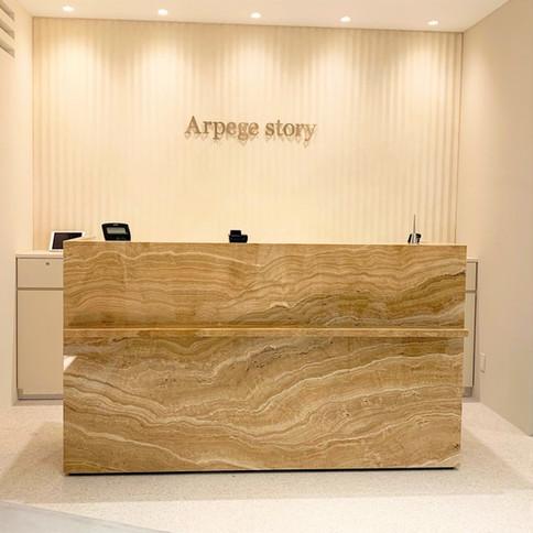 Arpege story 有楽町ルミネ店