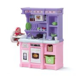 Toy Kitchen Assembly