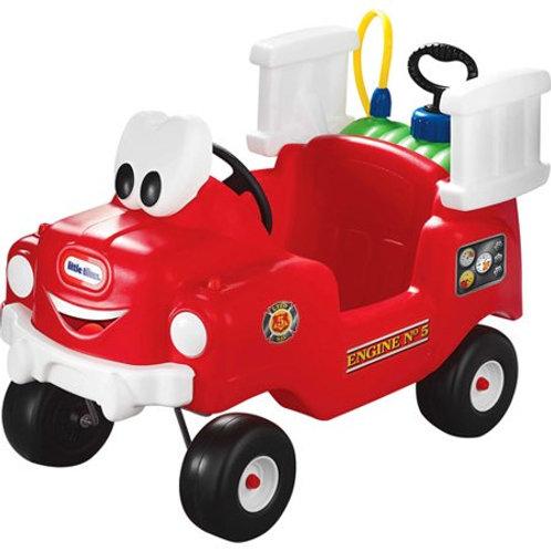 non-motorized riding toys assembly